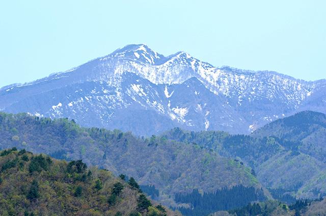 藤里駒岳 黑石路線